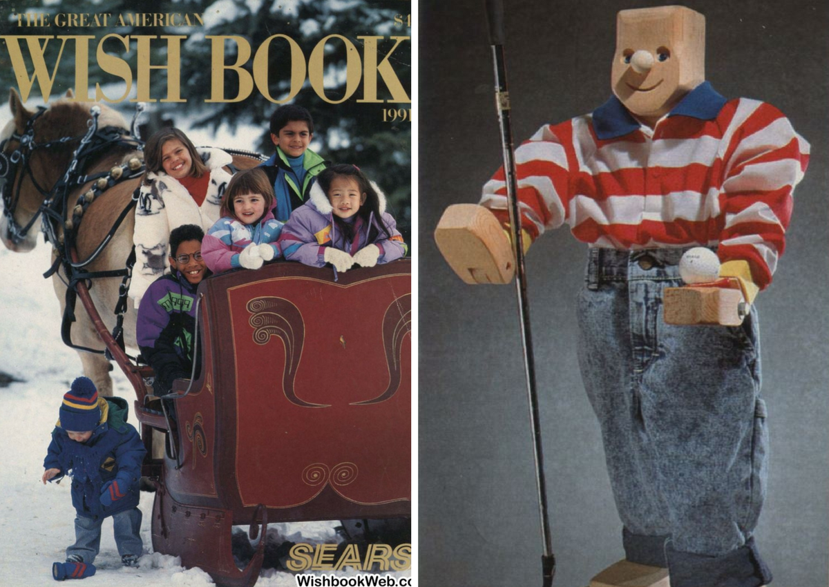 20 Pages From The 1991 Wish Book That Will Make You Feel