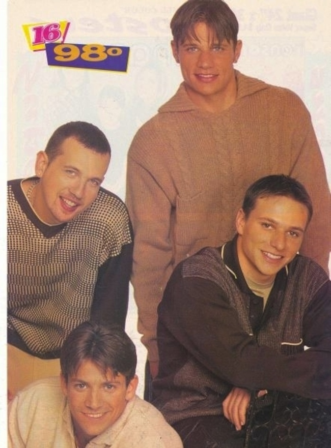 98 degrees give me just one night lyrics