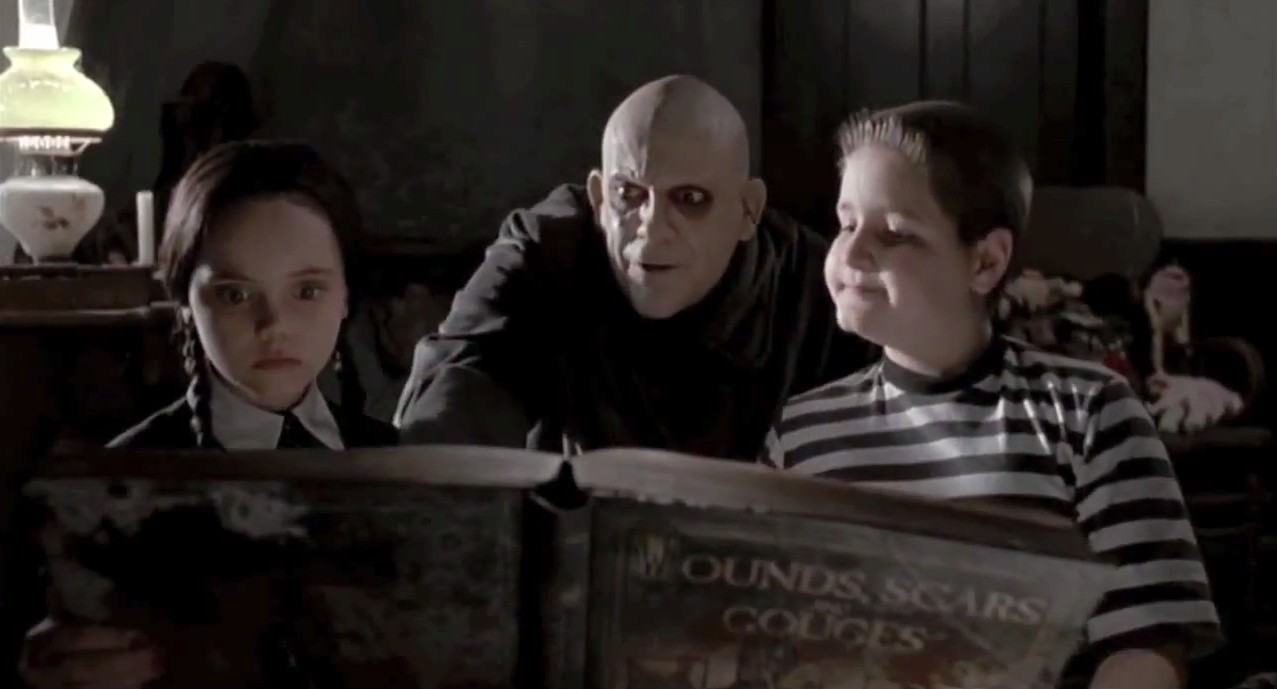 10 creepy and kooky facts about quotthe addams familyquot