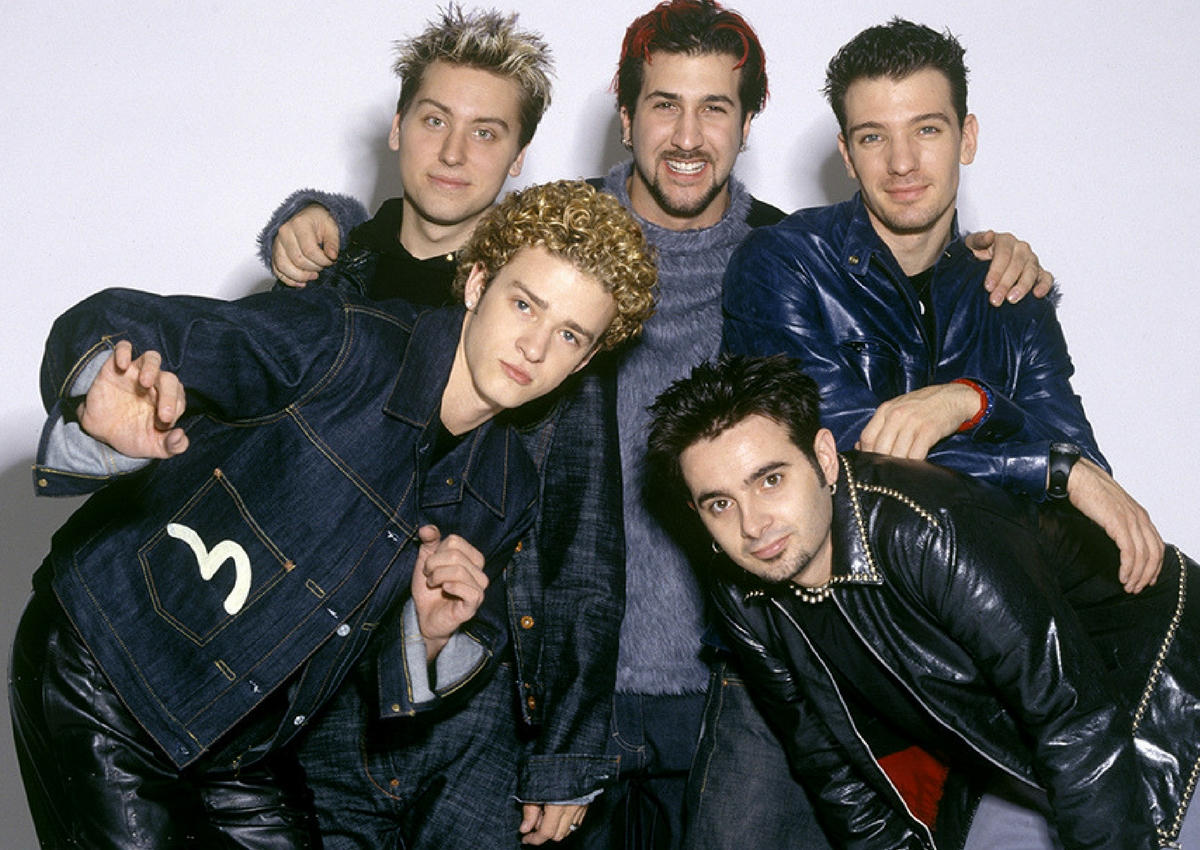 An *NSYNC Reunion May Be In The Works And We Can't Deal