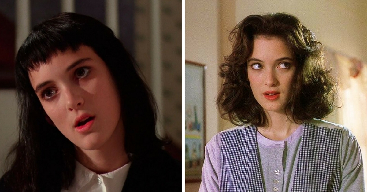 These Winona Ryder Mov...