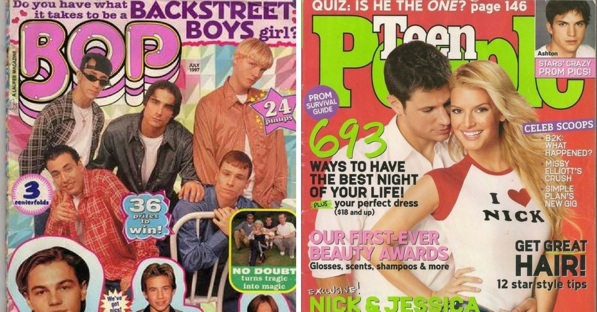 10 Teen Magazines That Literally Every '90s Girl Read