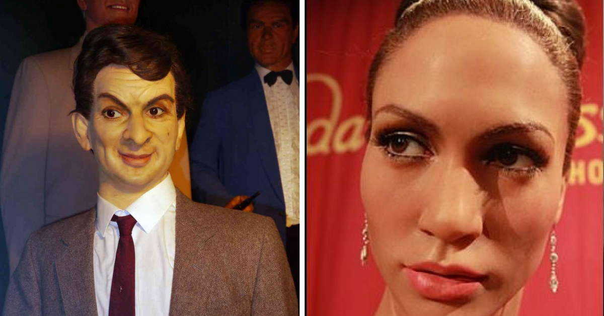 11 Worst Celebrity Wax Figures - esquire.com