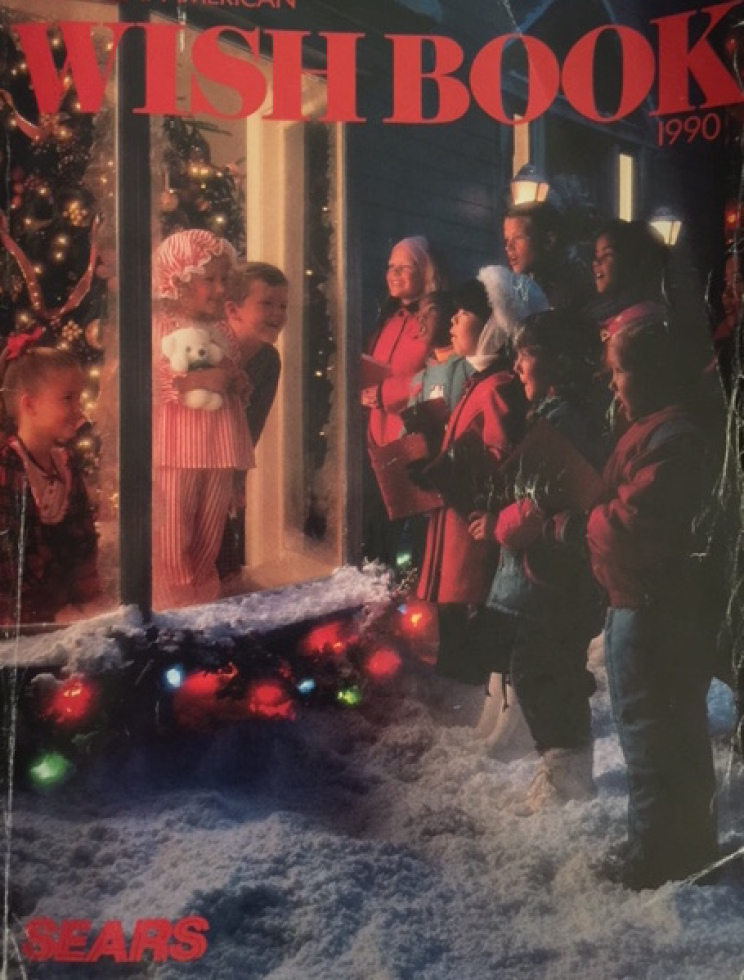 15 Things From The 1990 Sears Wish Book That Will Make You Miss Being A Kid