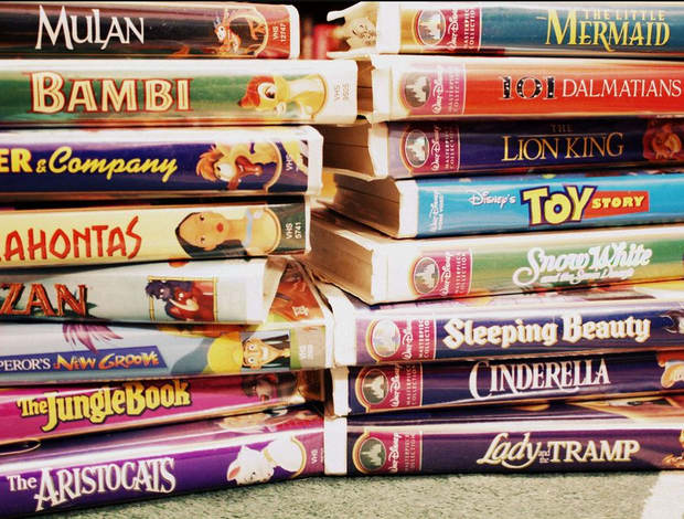 Where Can I Sell My Vhs Tapes >> If You Own An Original The Little Mermaid Vhs You Could Be