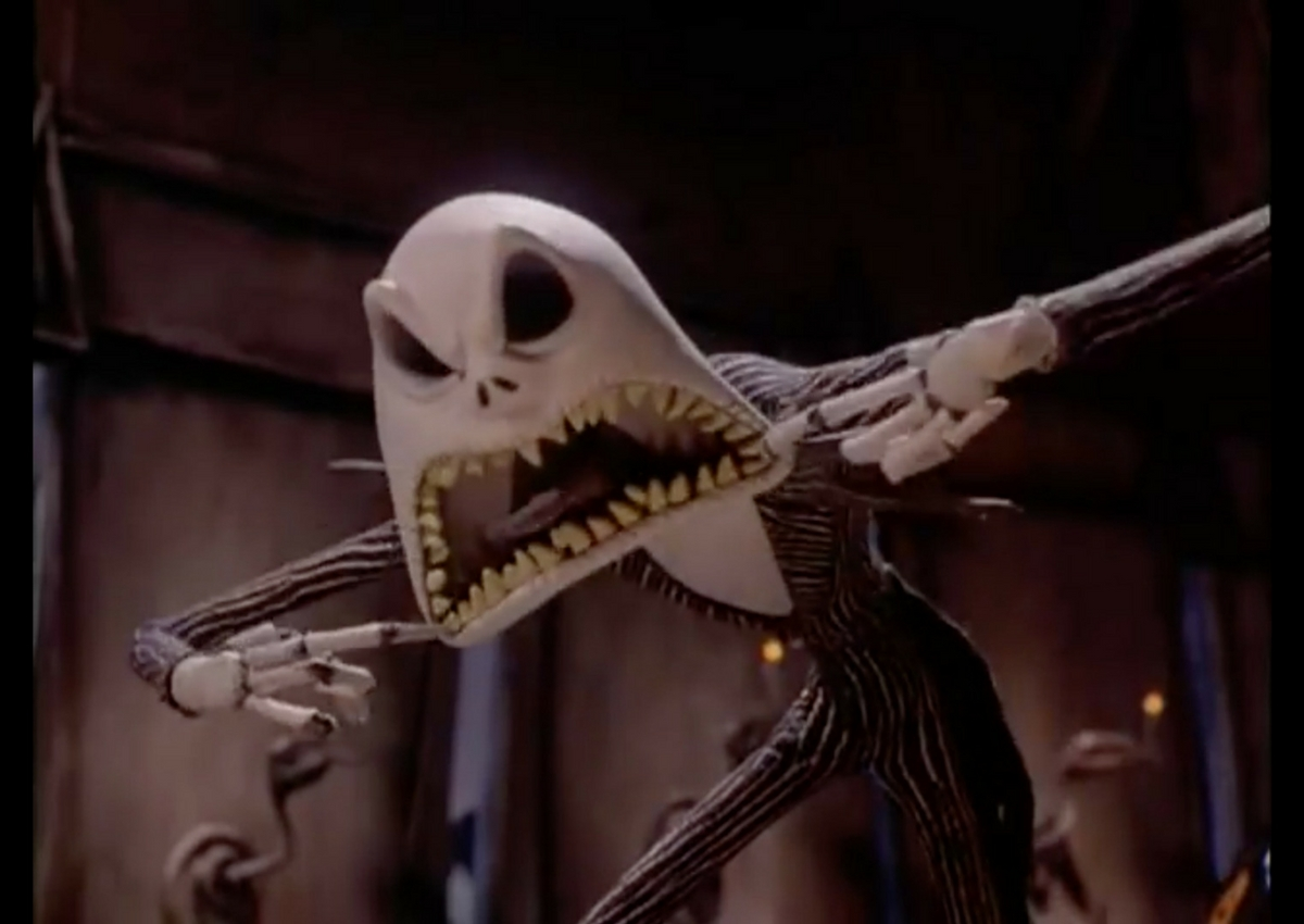 The Nightmare Before Christmas Had A Beginning Even Weirder Than The ...