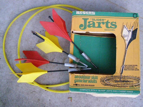 ac6ea3af The Real Reason Lawn Darts Became The Most Infamous Toy In History
