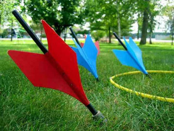 Image result for lawn darts