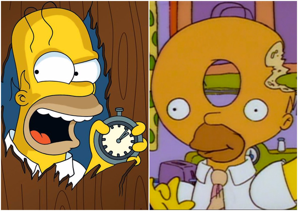 10 Simpsons Halloween Specials That Will Have You Screaming ...