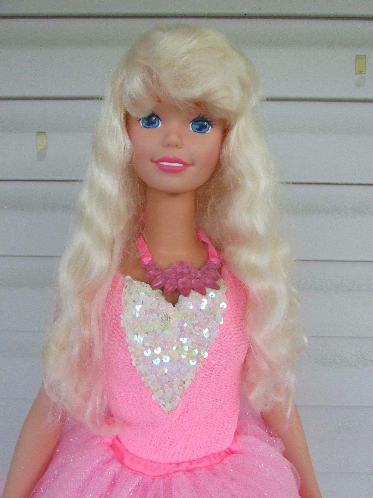 We All Wanted A  U0026 39 My Size Barbie U0026 39  When We Were Young  But