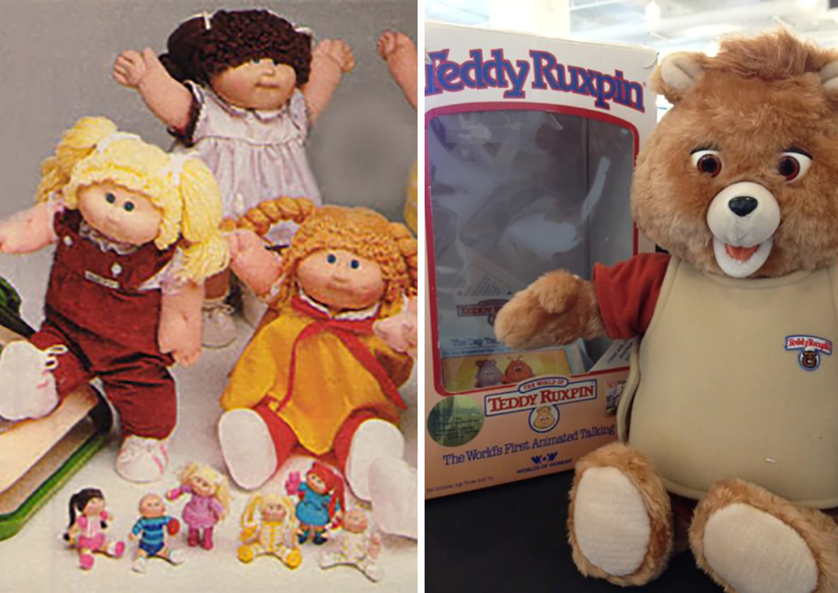 10 Toys Every \'80s Kid Had At The Top of Their Christmas Wish List
