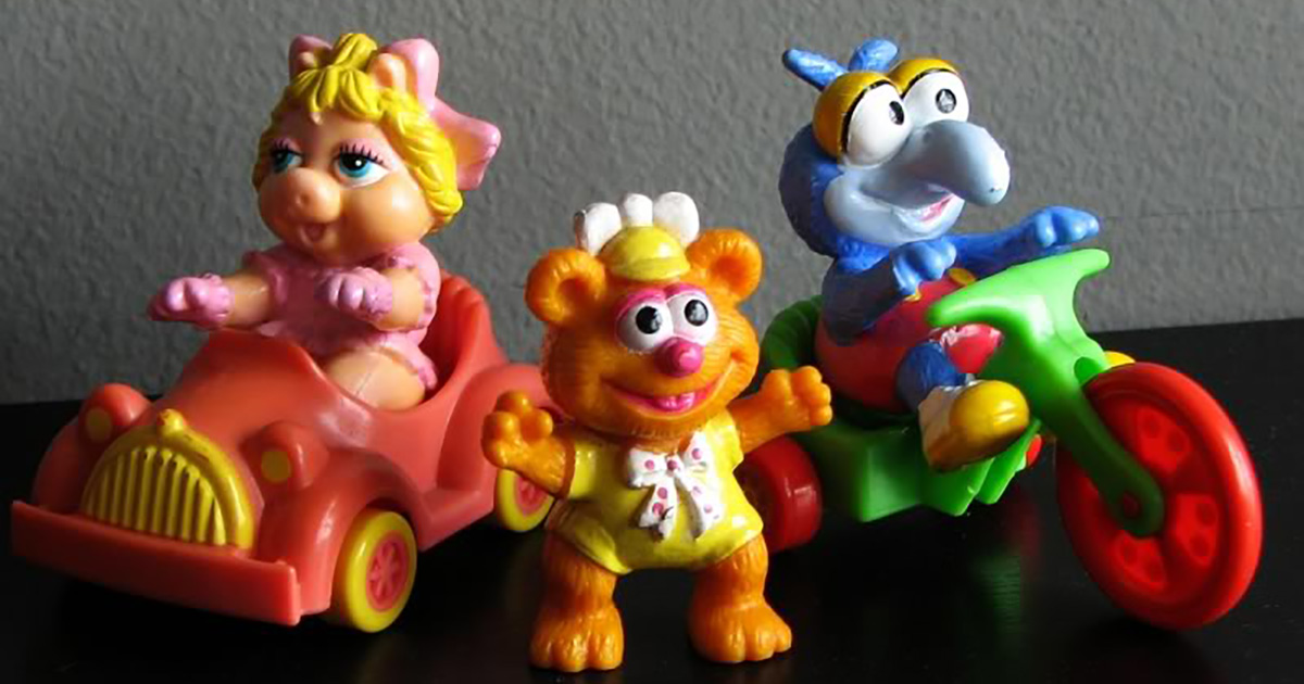 The 15 Best Happy Meal Toys From 80s