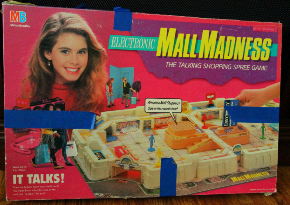 Image result for mall madness
