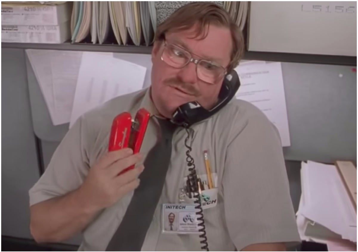 10 Facts About Office Space Including What Pc Load Letter Really