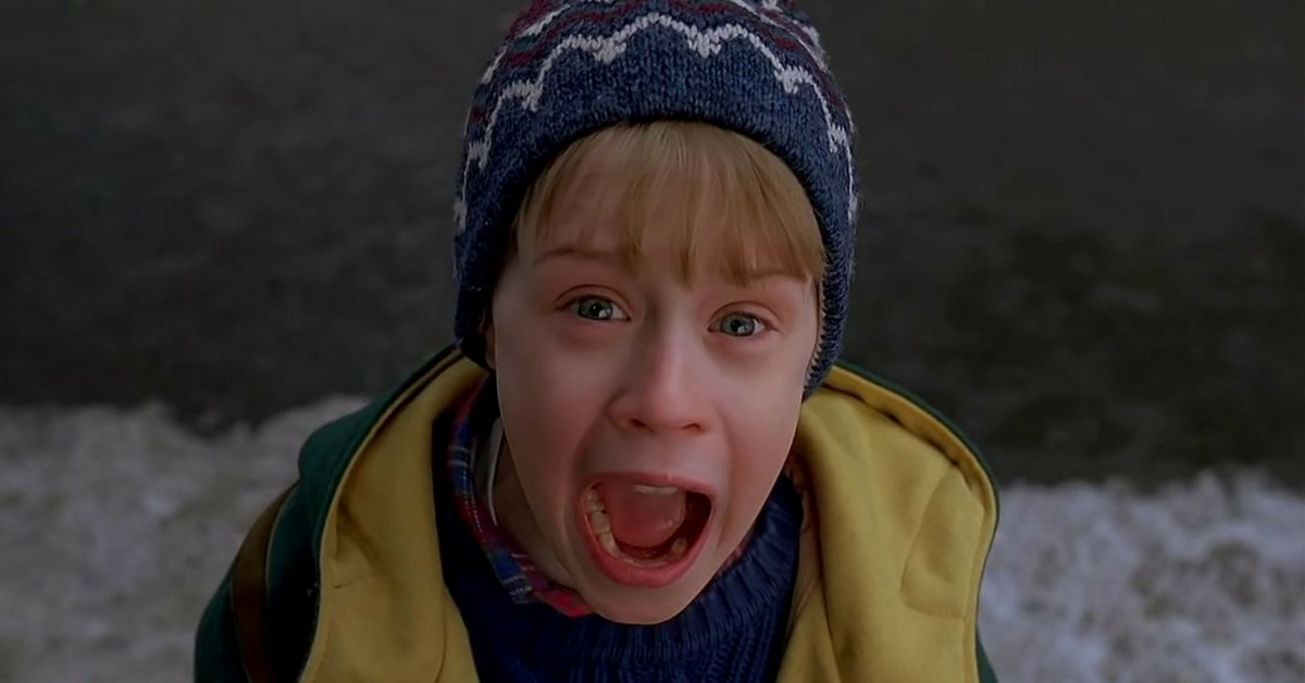 10 Facts About Home Alone 2 You Can Read While Eating A