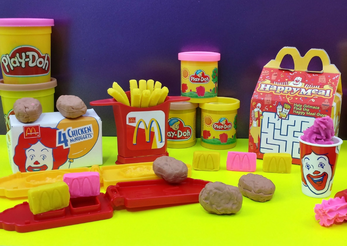 Top 80s Toys : The best happy meal toys from s