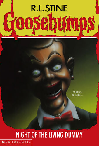 10 goosebumps books that still scare us as adults. Black Bedroom Furniture Sets. Home Design Ideas