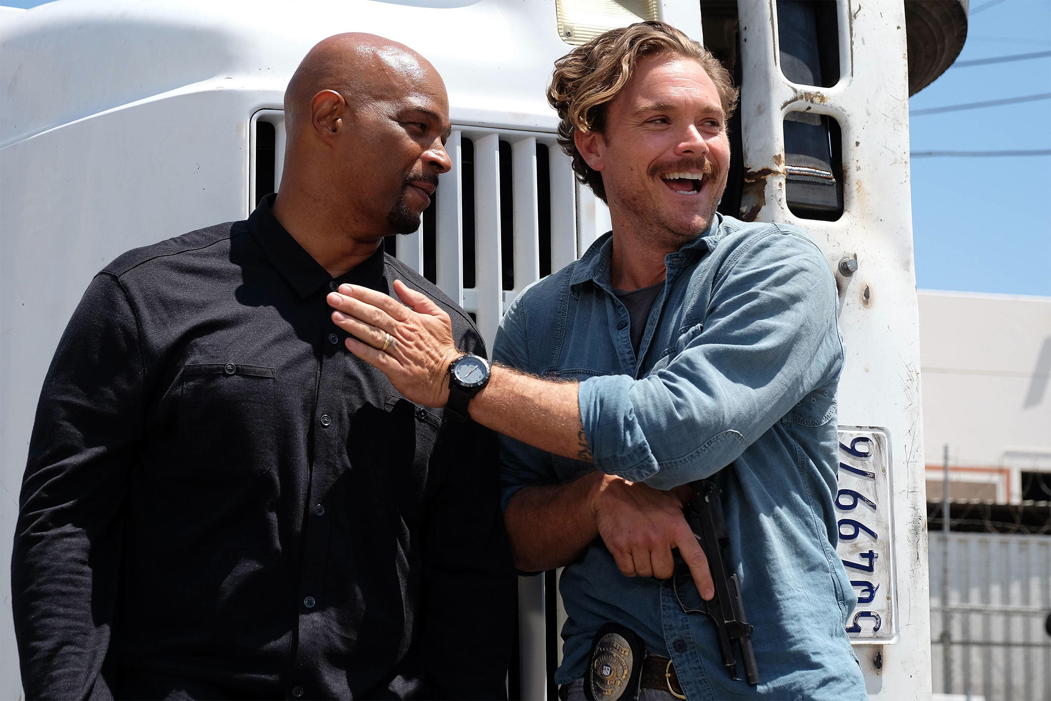 Lethal Weapon TV show