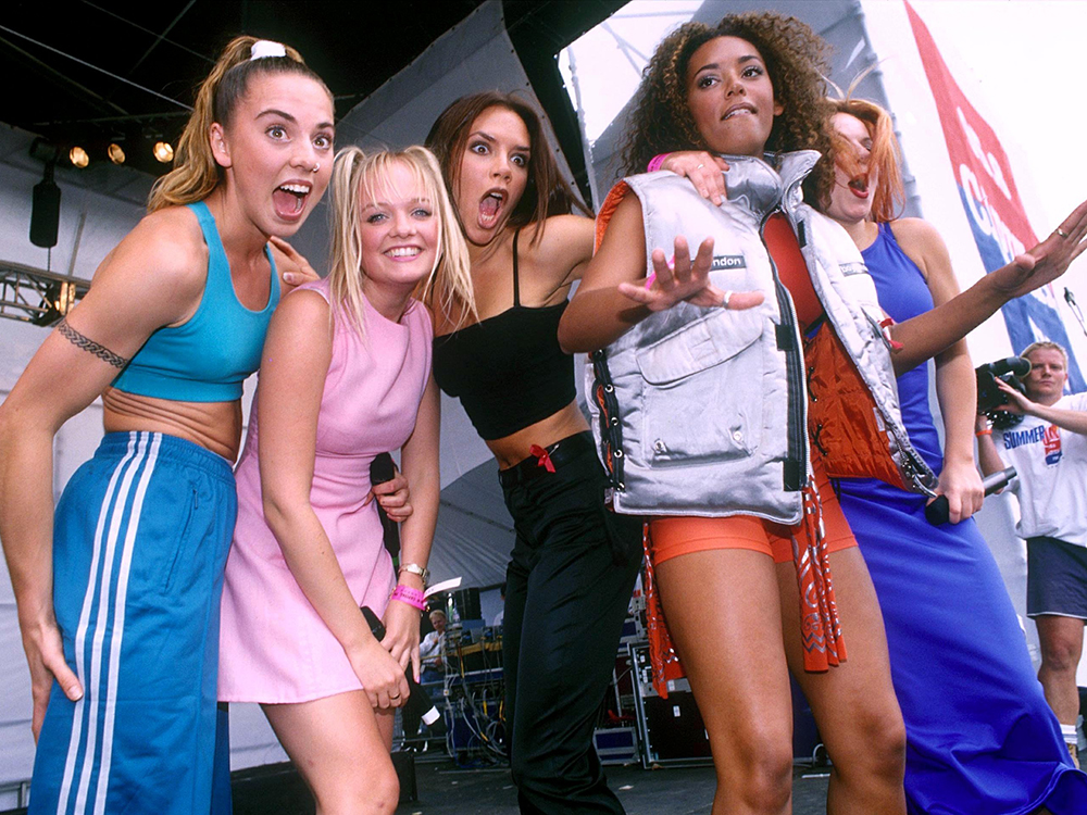 Spice Girls Rumored To Reunite For TV Special And 2018 Album