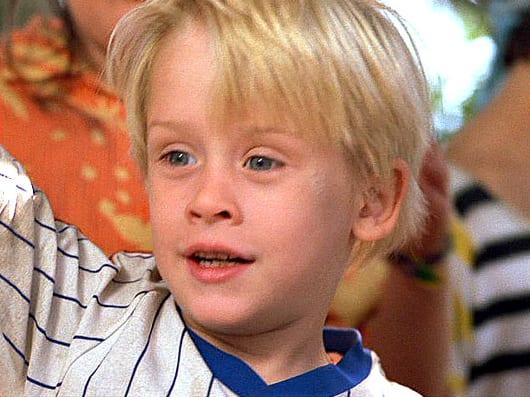 Macaulay Culkin asks J K Rowling to cast him in a movie