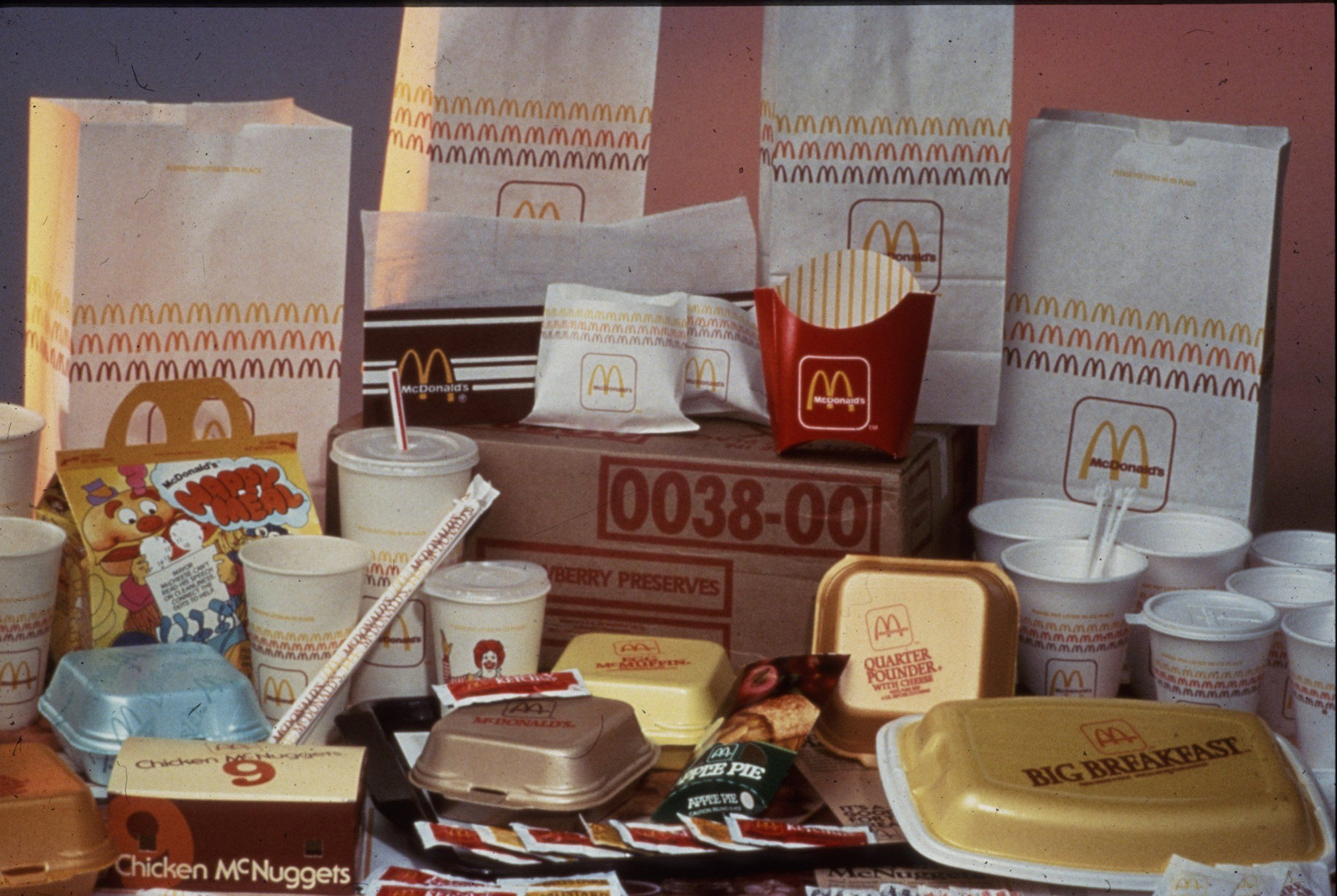 11 Nostalgic Photos To Remind You Of How Much Mcdonald S