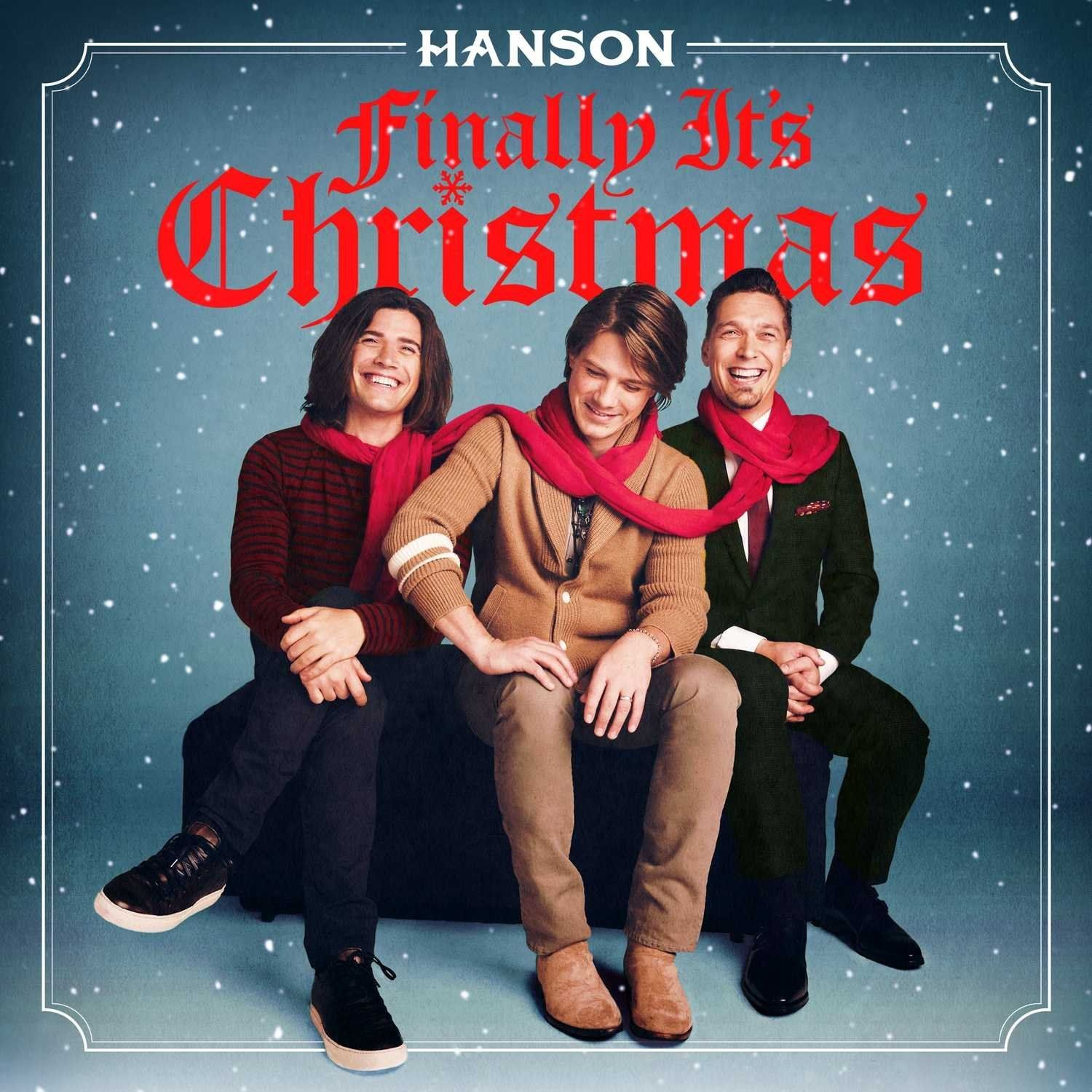 Hanson Is Back With A New Christmas Song That Will Have You ...