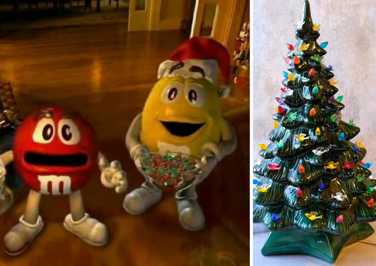 90s Christmas Tree Decorations.10 Christmas Memories That Prove Christmas Peaked In The 90s