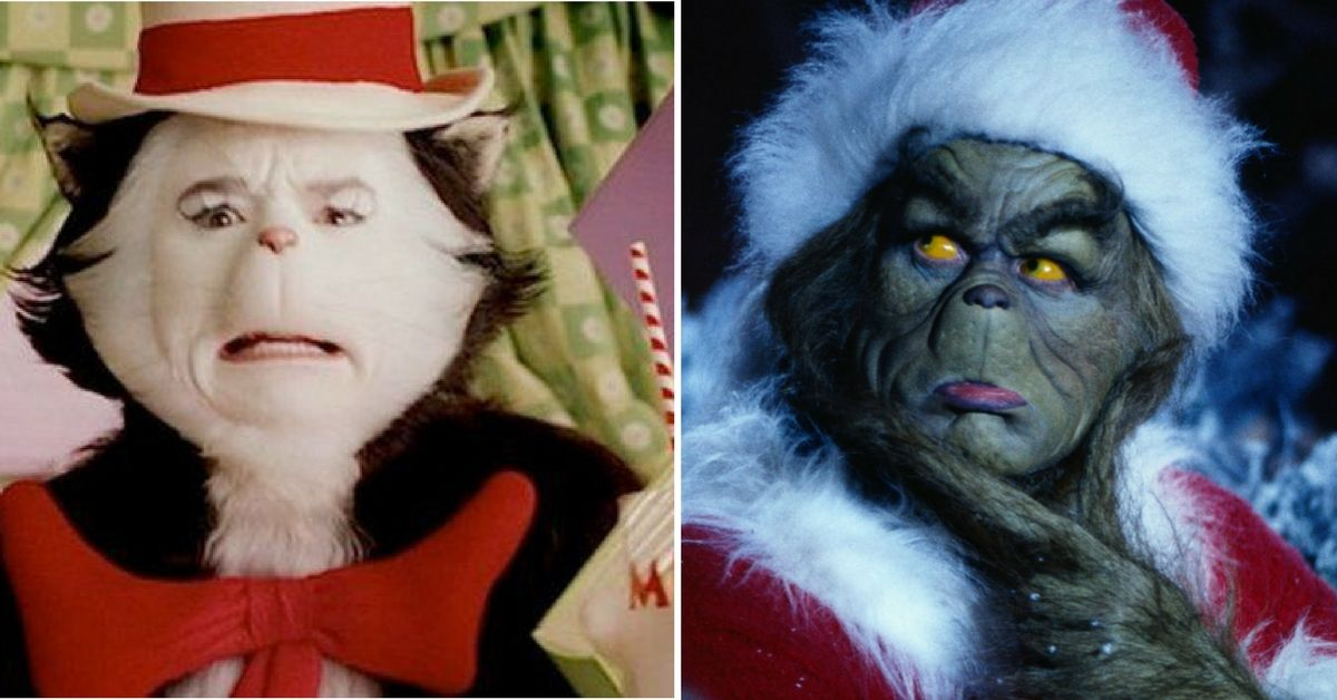 The Grinch Live Action Cat In The Hat