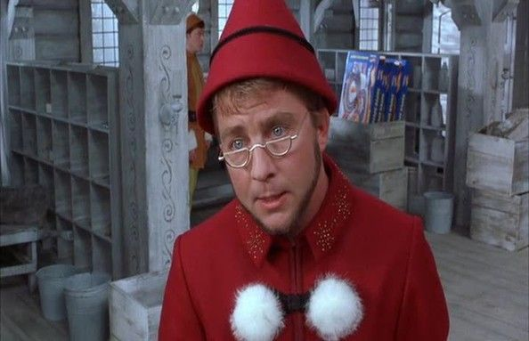 Yep: Ralphie from 'A Christmas Story' has a cameo in 'Elf ...