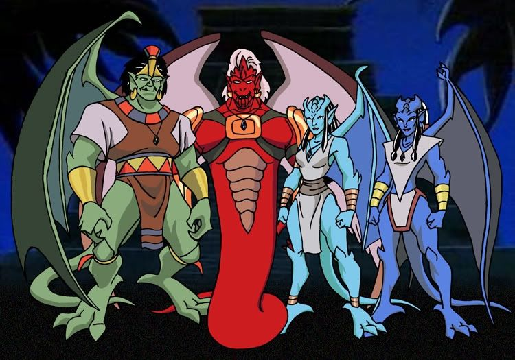 10 Facts About 'Gargoyles' That Will Make You Even More ...