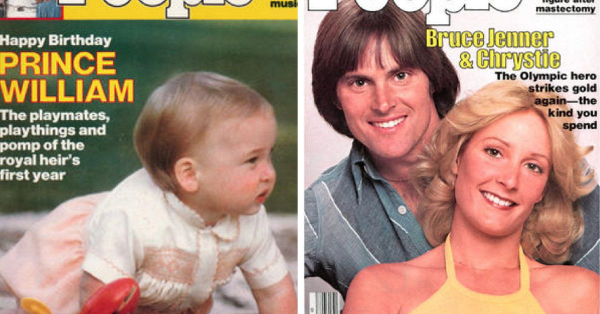 25 People Magazine Covers That Remind You How Much The World Has Changed