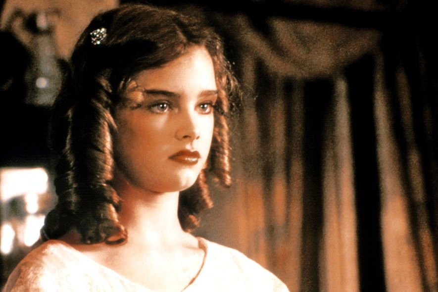 Brooke shields old you tell