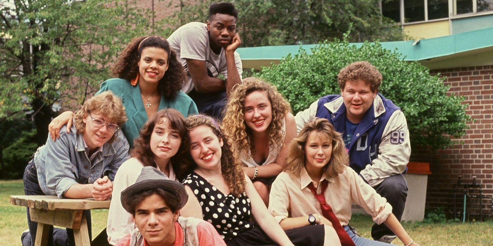 Cast of Degrassi Junior High