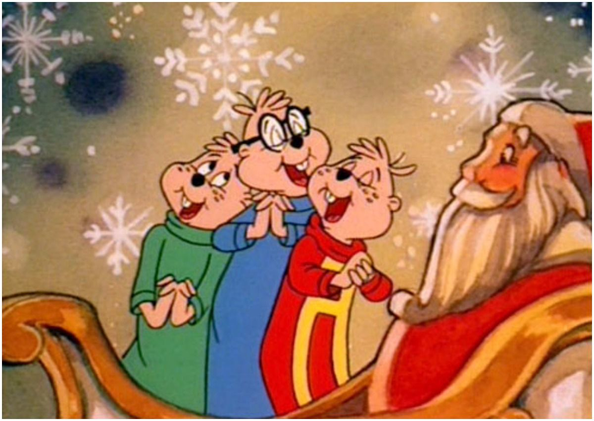 10 Facts About \'A Chipmunk Christmas\' That\'ll Make You Want A Hula Hoop