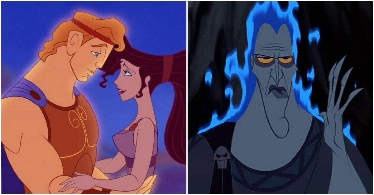 15 Facts About Disney S Hercules That Ll Take You From