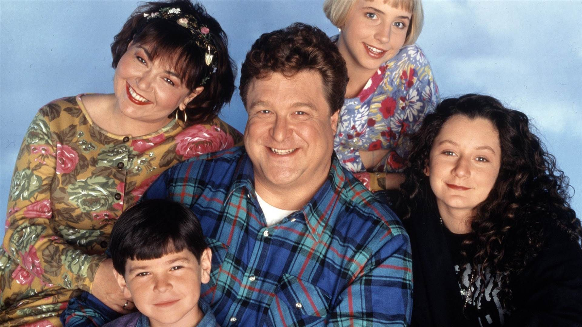 Cast of 'Roseanne'
