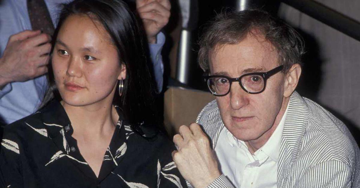 Woody Allen Married Hi...