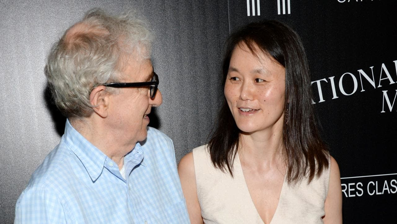 Woody Allen talks about falling for his step-daughter