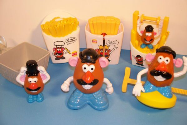 Toys We Got At Burger King That Were Honestly Better Than Any