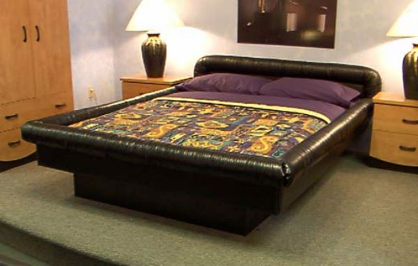 Waterbed Inventor Thinks They Re Due For A Comeback