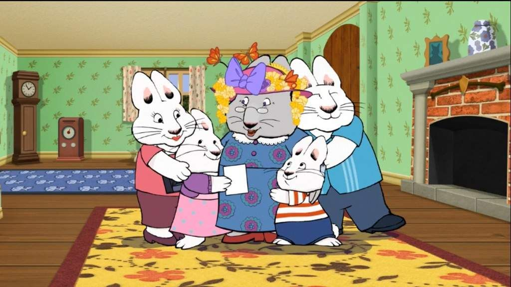 wondering where max and ruby s parents are we finally have an answer