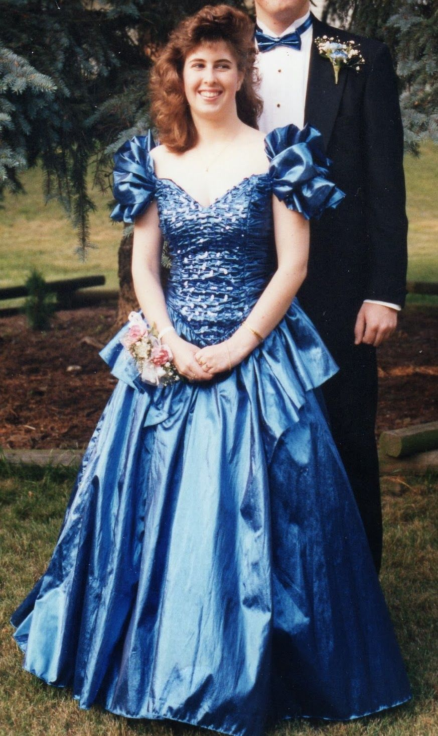 Old Fashioned 80s Style Prom Dresses For Sale Crest - All Wedding ...
