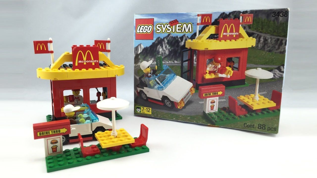 6 Classic Lego Sets That Every 90s Kid Wanted
