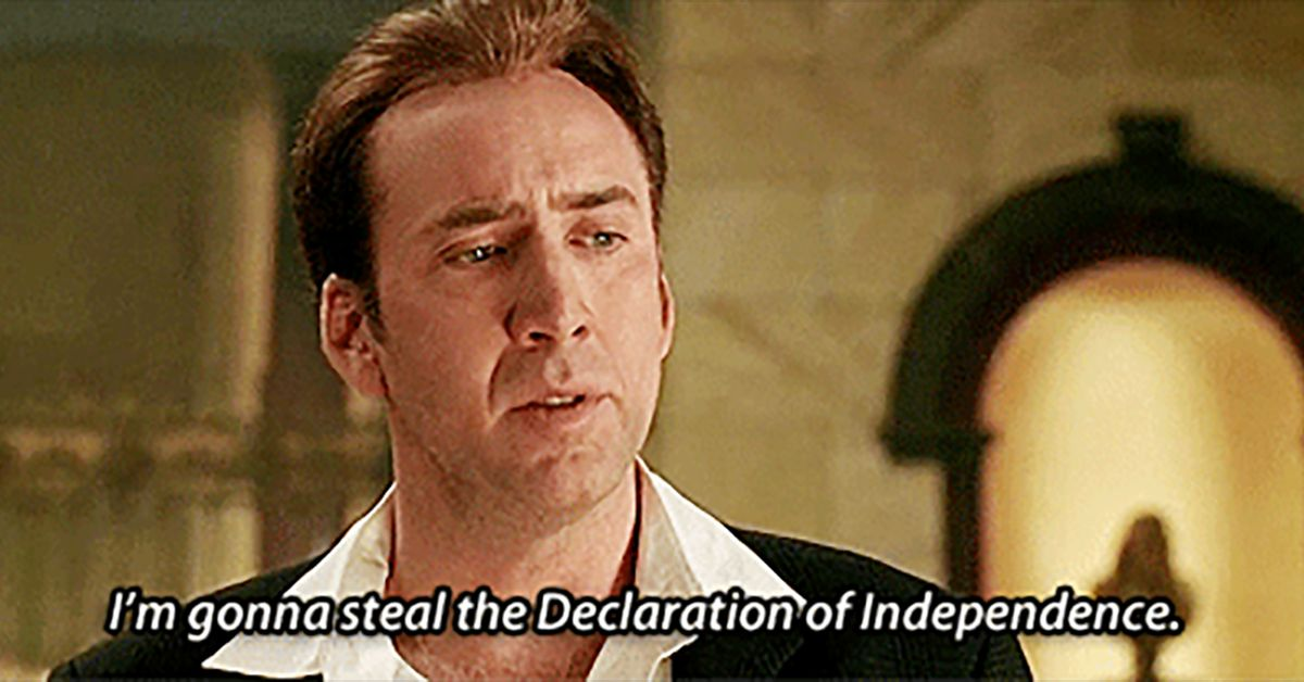 7 things from national treasure that were actually 100 true