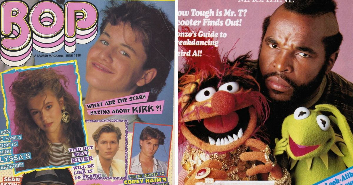 10 Magazine Covers From The 80s That Will Make You Feel Like You Ve Traveled Back In Time