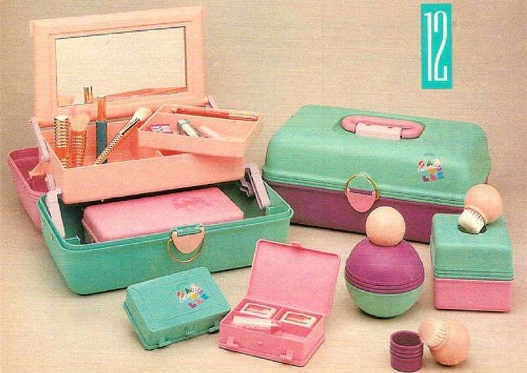 Catalog photo of Caboodles