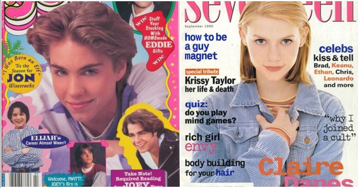 20 Insane Pieces Of Dating Advice From 90s Magazines