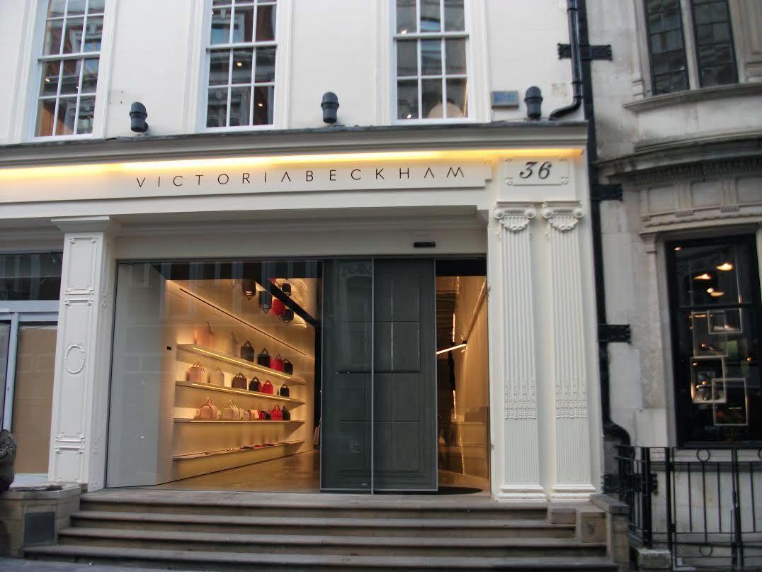 Victoria Beckham retail store