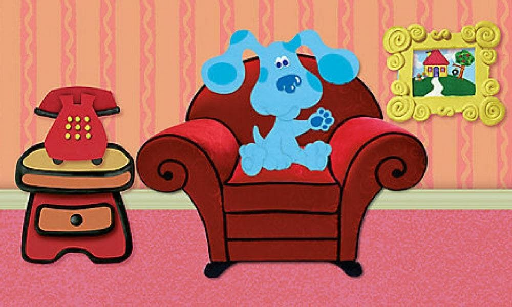 Steve From Blue S Clues Wants The Thinking Chair Back