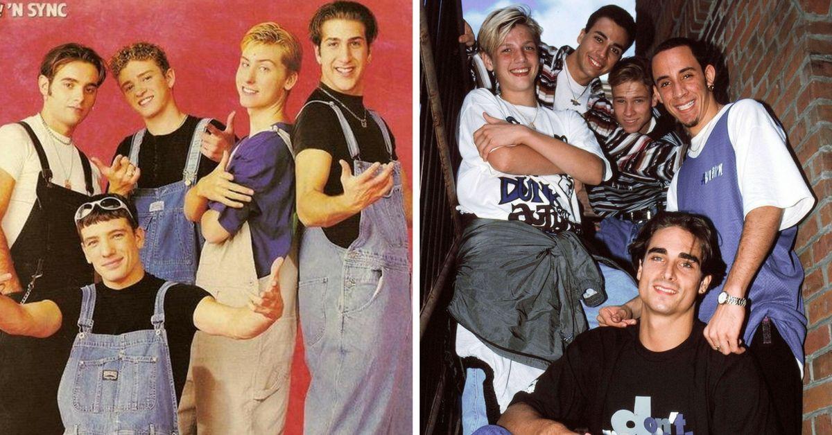 NSYNC VS Backstreet Boys